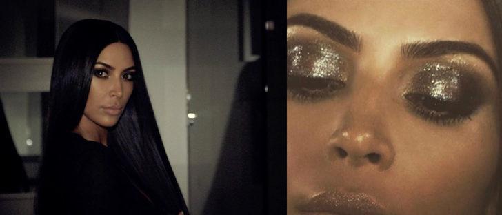 'Dark Star 006', la colección de sombras de ojos de Kim Kardashian en colaboración con Pat McGrath