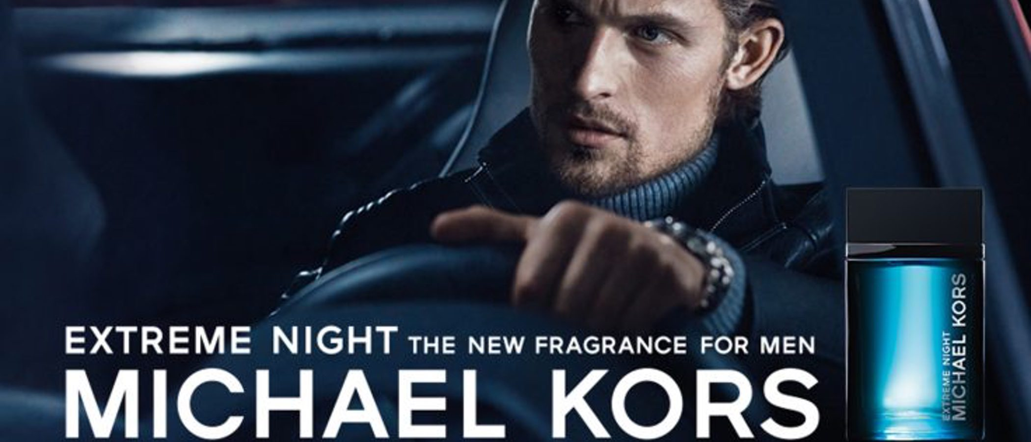 'Extreme Night': así es la nueva fragancia masculina de Michael Kors