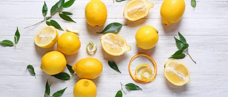 El limón, un gran aliado de belleza