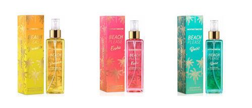 937642c7c Women secret refresca la primavera con sus nuevos body mist  Beach ...