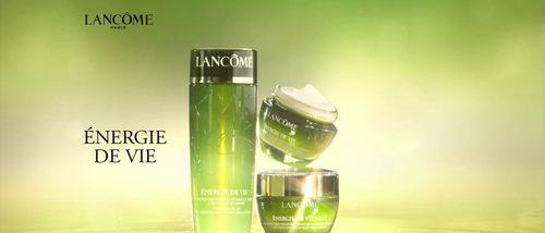 Lancôme añade dos nuevos productos a la línea 'Energie de vie'