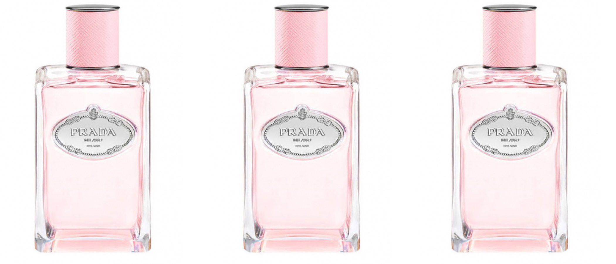 Prada lanza 'Infusion de Rose', un perfume con la esencia de las mejores rosas