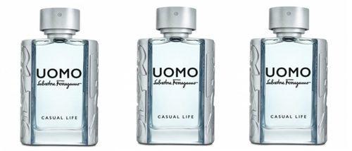'UOMO Casual Life', el nuevo perfume de Salvatore Ferragamo