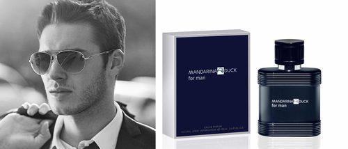 'Mandarina Duck for men', el perfume de hombre para el día a día