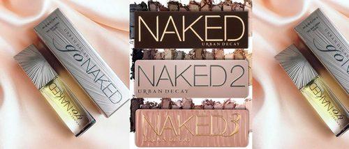 'Go Naked Perfume Oil', la nueva fragancia de Urban Decay