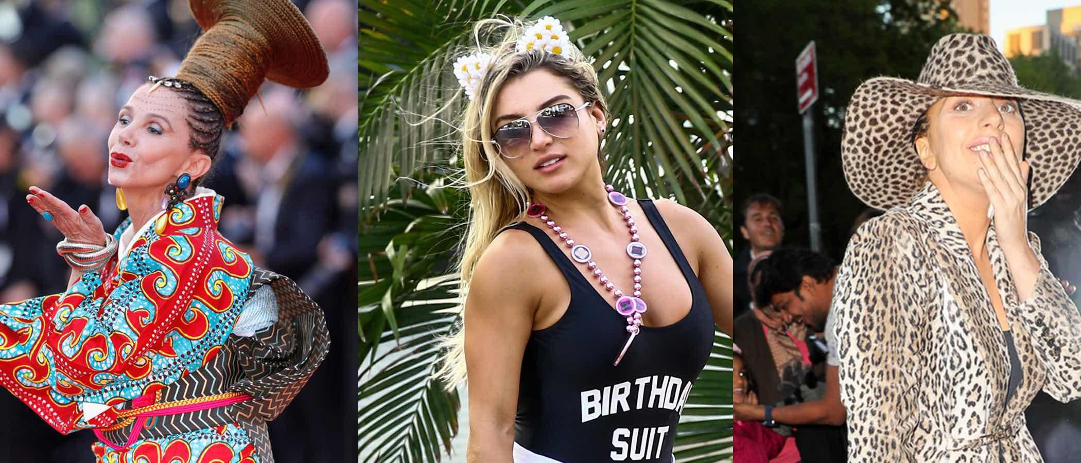 Victoria Abril y Lady Gaga, entre los peores beauty looks de la semana