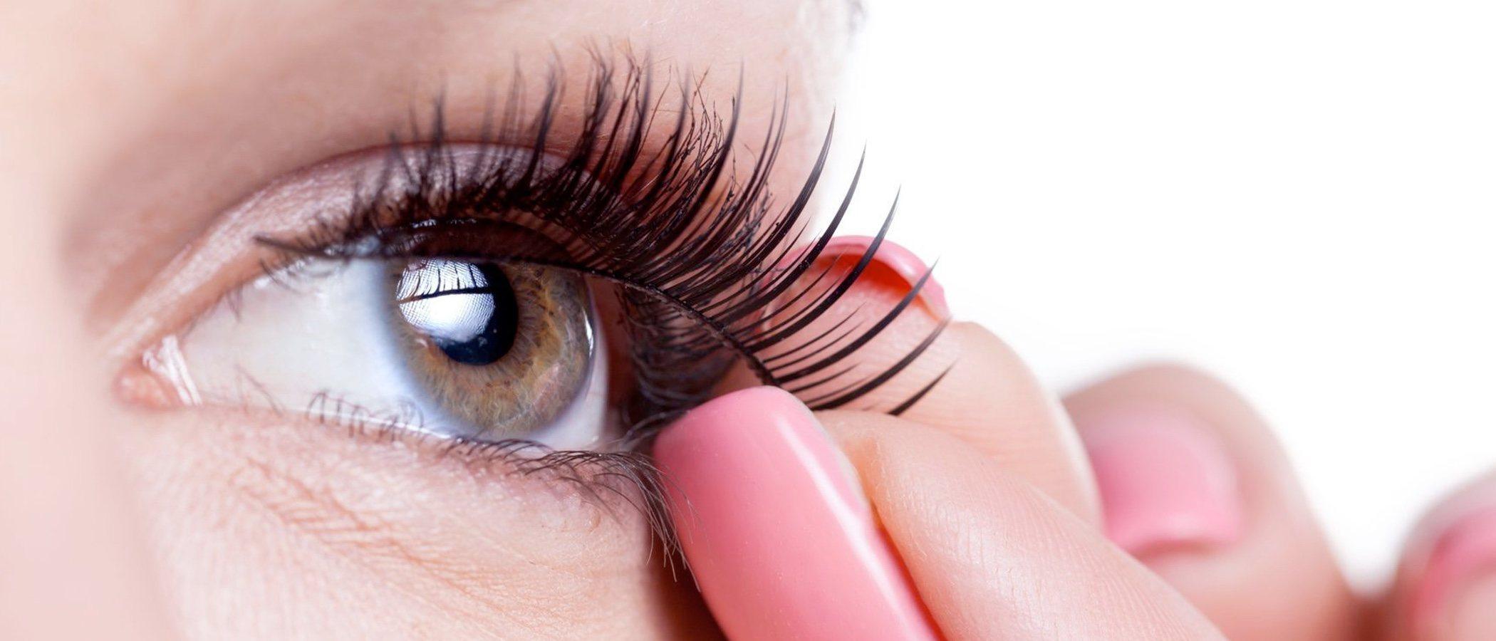 Cómo elegir pestañas postizas según el tipo de ojos