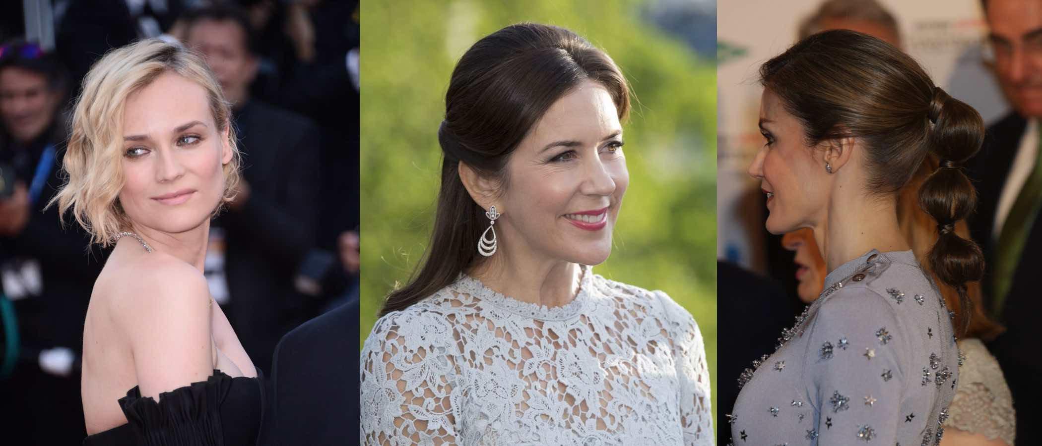 La Reina Letizia y Diane Kruger lucen los mejores beauty looks de la semana