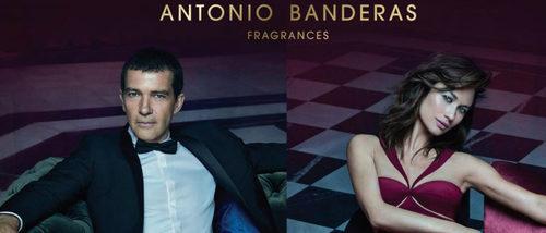 Antonio Banderas sorprende con dos nuevos perfumes: 'The Secret Temptation' y 'Her Secret Temptation'
