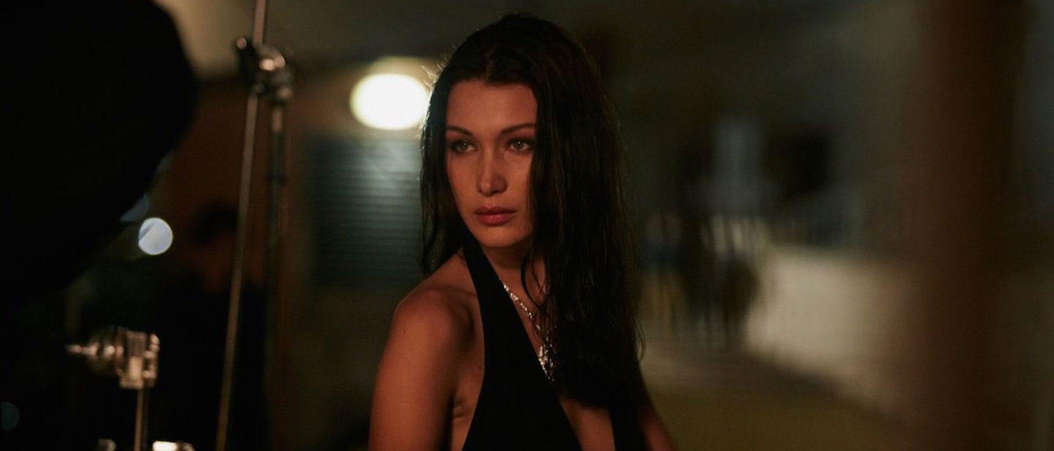 Bella Hadid es la imagen del nuevo perfume de Bvlgari