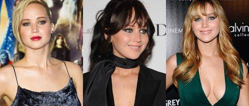Los peores peinados de Jennifer Lawrence