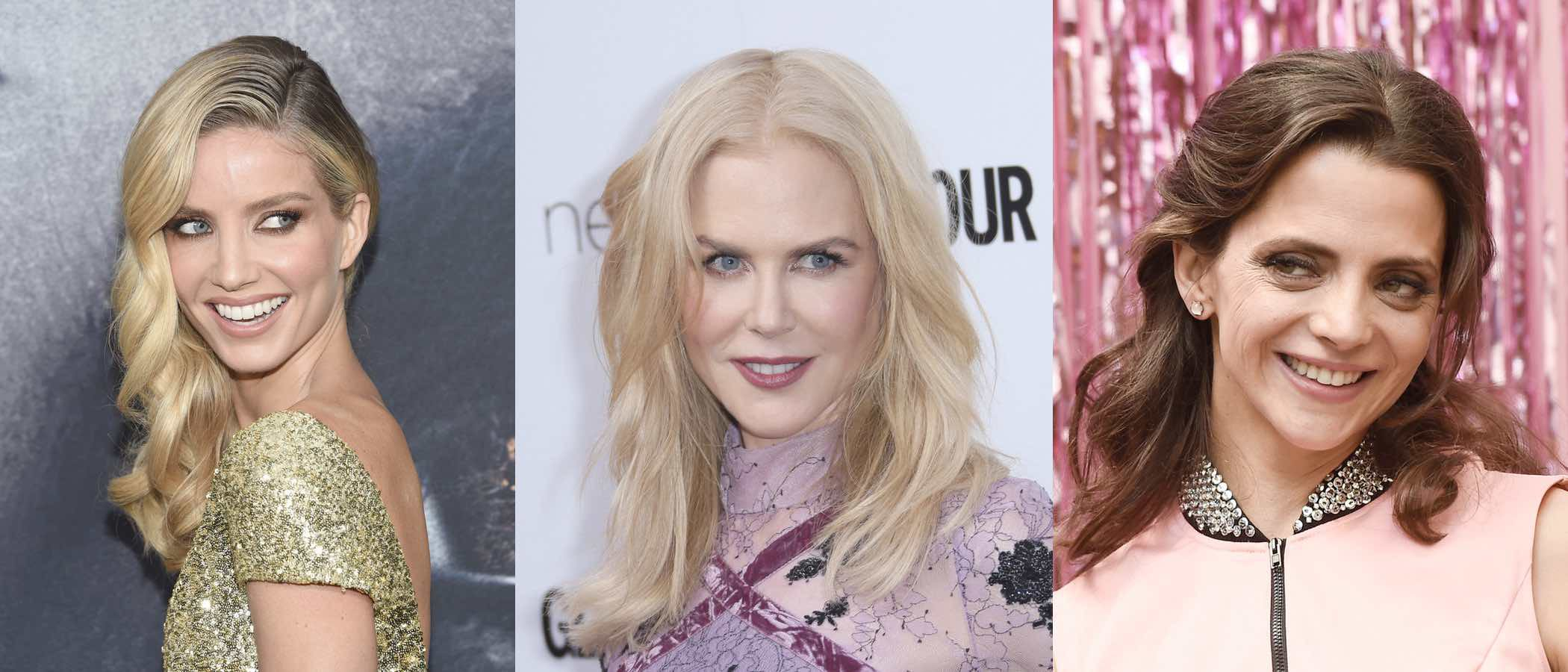 Nicole Kidman, Macarena Gómez y Anabelle Wallis, entre los mejores beauty looks de la semana