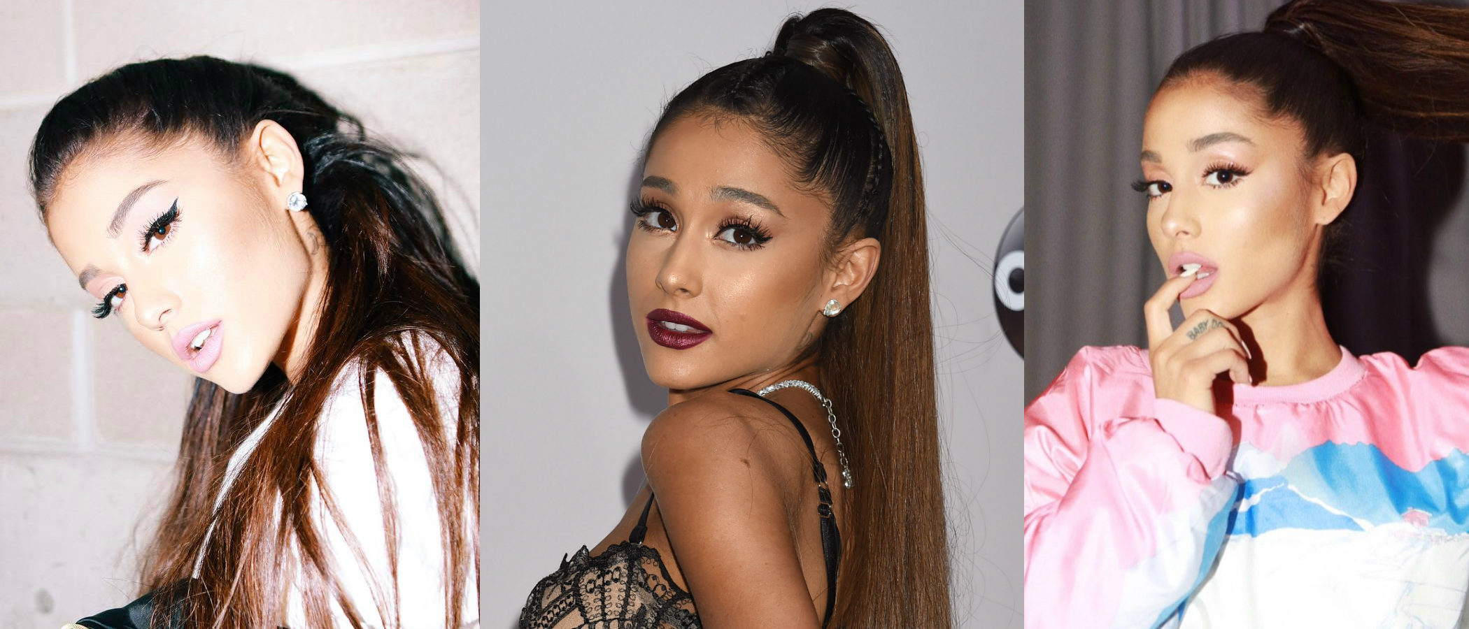 Maquíllate como Ariana Grande
