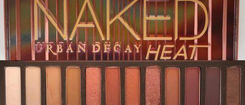 Llega 'Naked Heat', la nueva y esperada paleta de Urban Decay