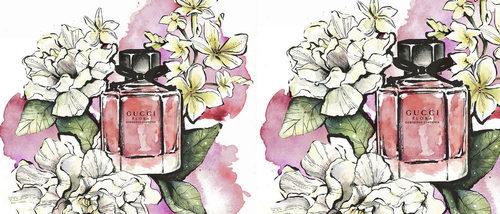Gucci toma a la gardenia como protagonista en su nueva fragancia 'Flora by Gucci Gorgeous Gardenia'