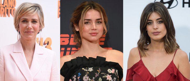 Dulceida, Ana de Armas y Sara Carbonero, entre los mejores beauty looks de la semana