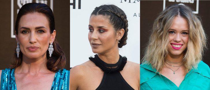Nieves Álvarez, Elena Tablada y Almudena Lapique, entre los peores beauty looks de la semana