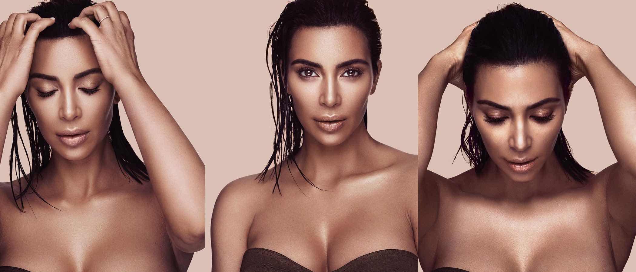 Se agota la primera colección de maquillaje de Kim Kardashian en solo 3 horas