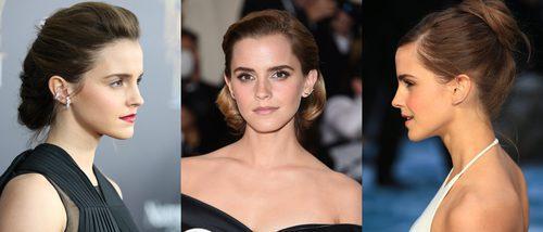 Los mejores peinados de Emma Watson