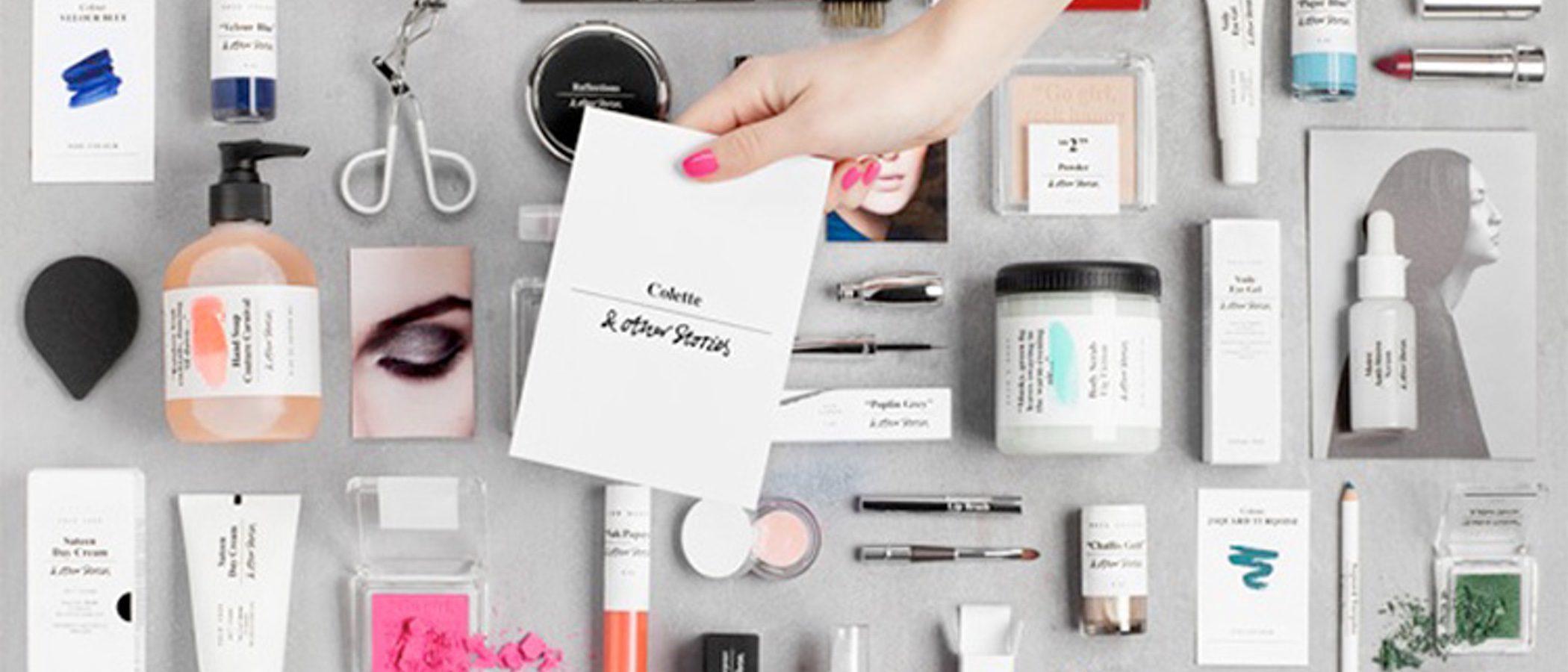 & Other Stories presenta un línea completa de productos de maquillaje y cuidado de la piel