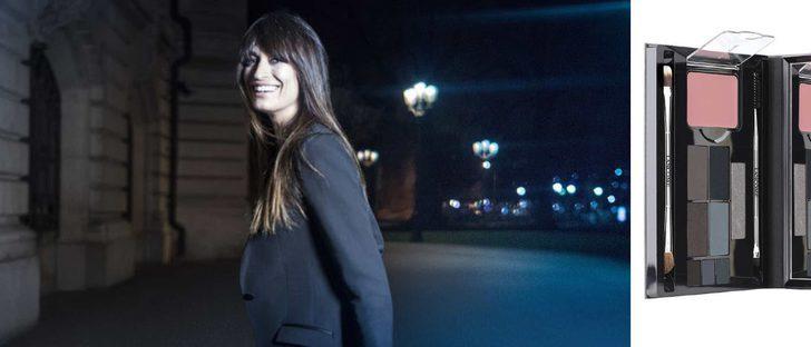 Lancome y Caroline de Maigret se unen para crear la paleta 'Midnight in Paris'