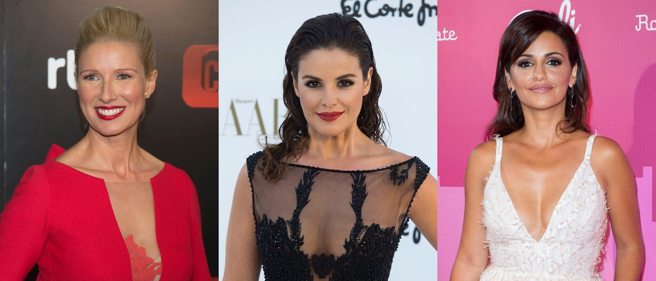 Anne Igartiburu, Mónica Cruz y Marta Torné, entre los mejores beauty looks de la semana