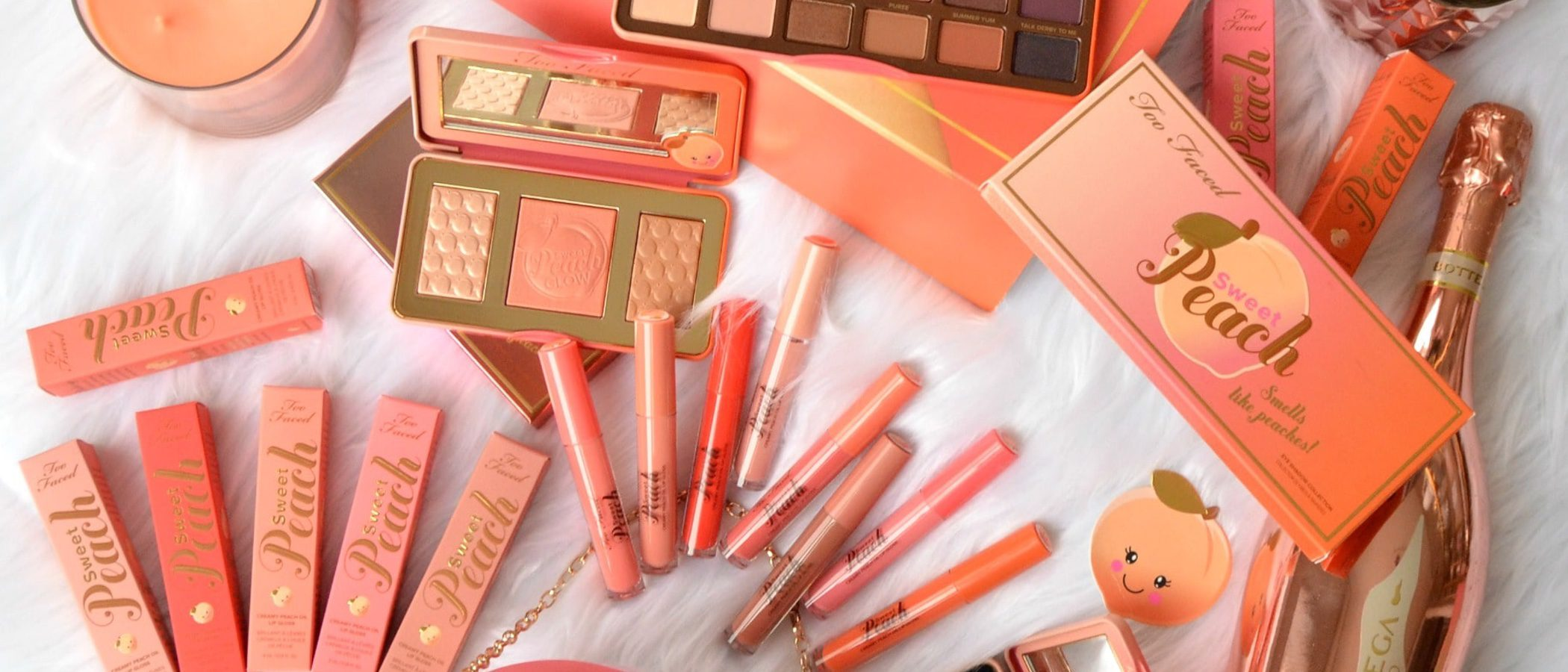 Too Faced lanza su próxima colección de maquillaje para otoño: 'Peaches and Cream'