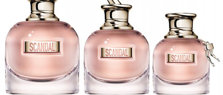 Jean Paul Gaultier presenta su nueva fragancia para este verano 2017: 'Scandal'