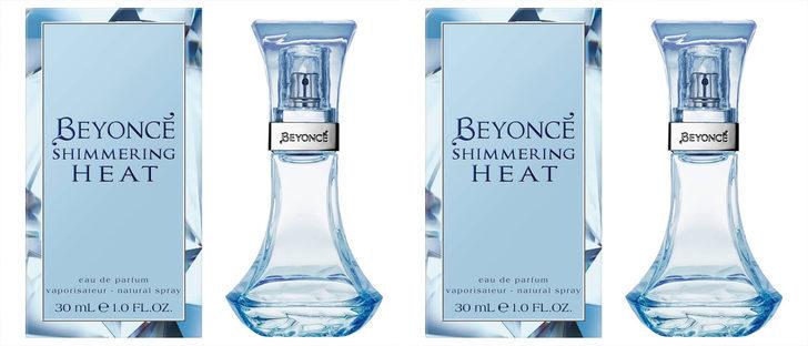 Beyoncé lanza una nueva fragancia mágica y encantadora: 'Shimmering Heat'
