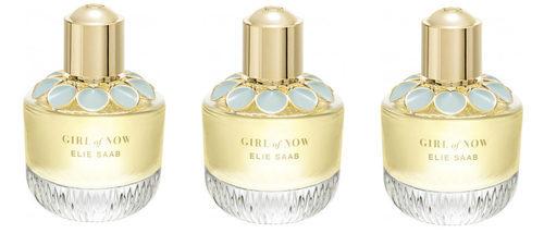 Elie Saab estrena nueva línea de perfumes: 'Girl of Now'