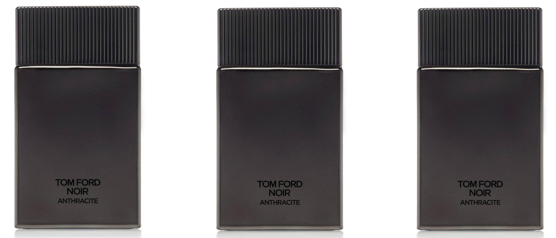 'Noir Anthracite', la nueva fragancia masculina de Tom Ford