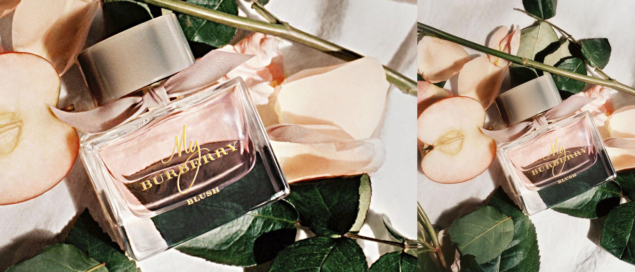 Burberry se despide del verano con su nuevo perfume 'My Burberry Blush'