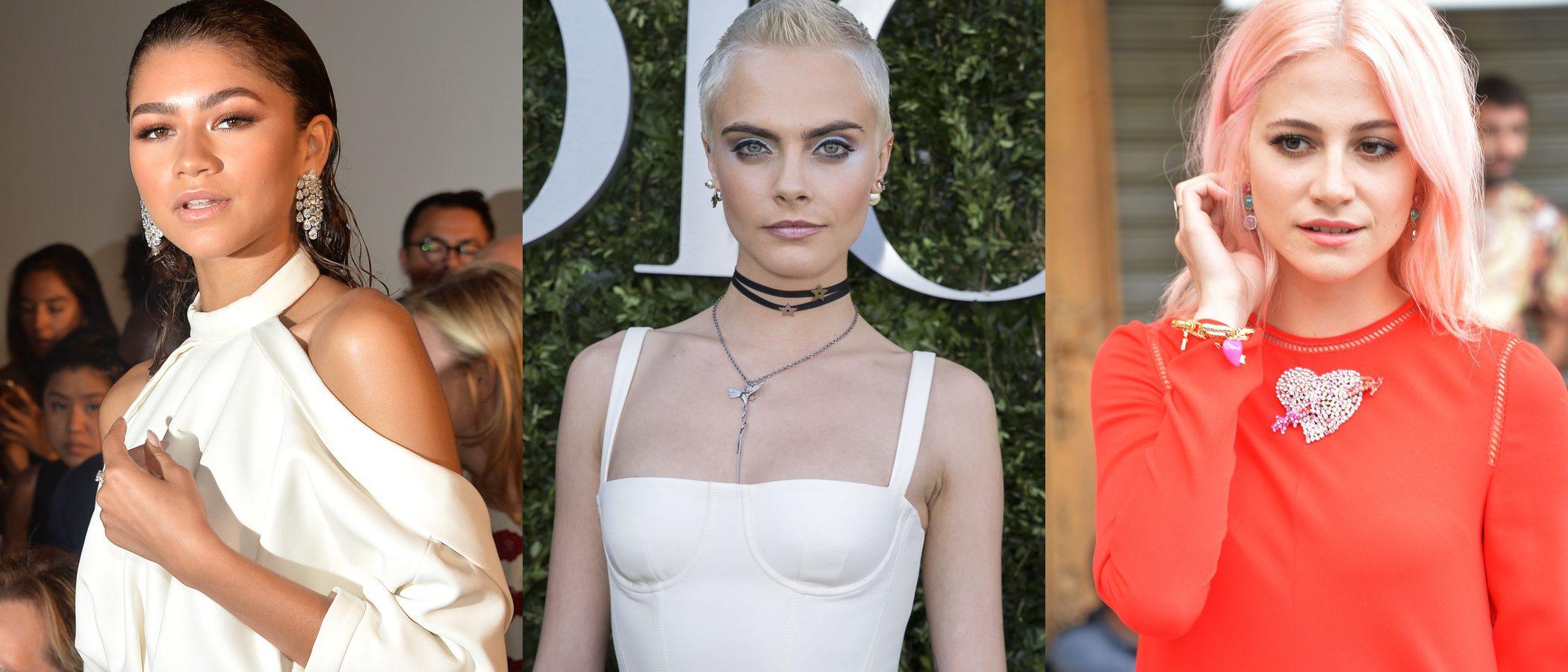 Cara Delevingne y Pixie Lott, entre los mejores beauty looks de la semana