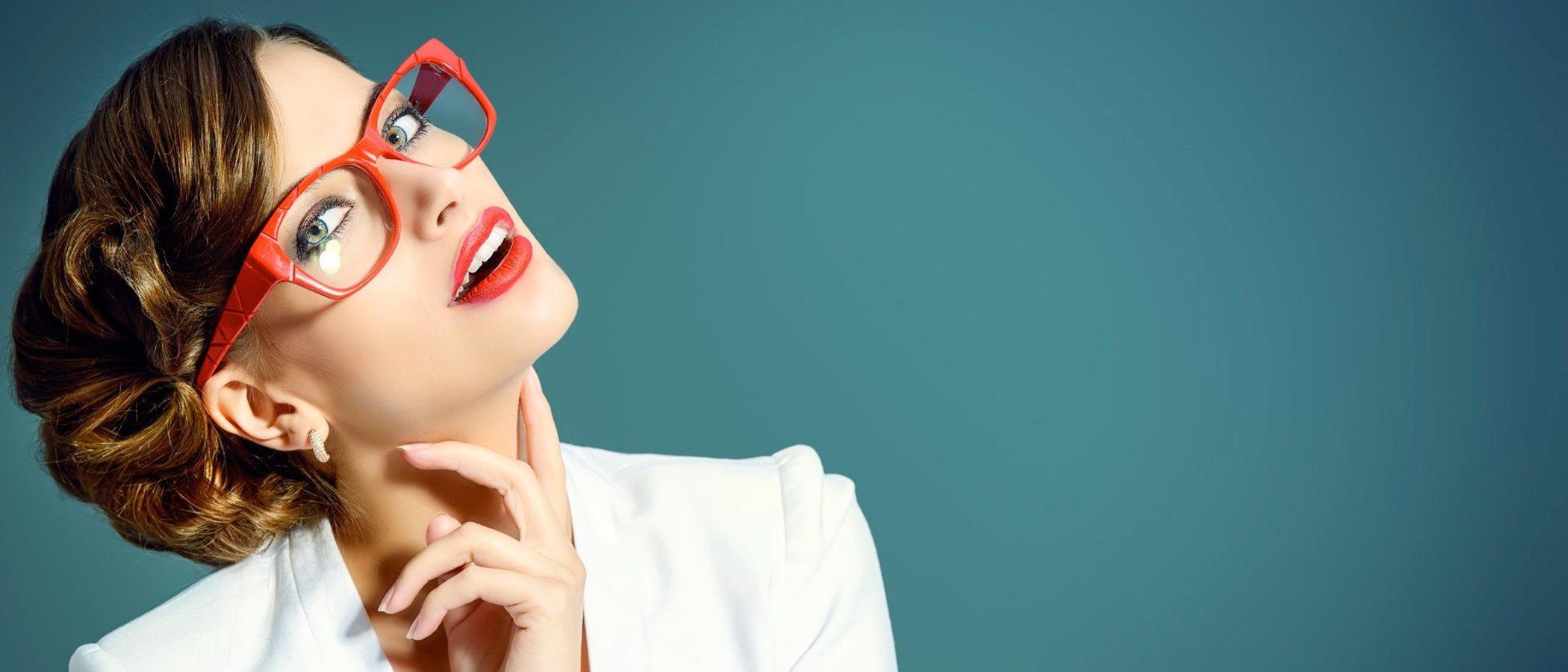 Cómo maquillarse si llevas gafas