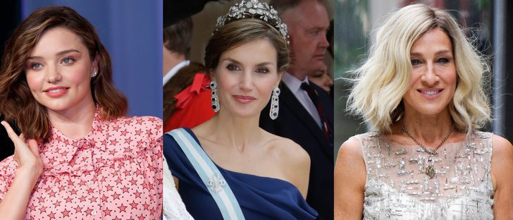 La Reina Letizia, Sarah Jessica Parker y Miranda Kerr, entre los mejores beauty looks de la semana