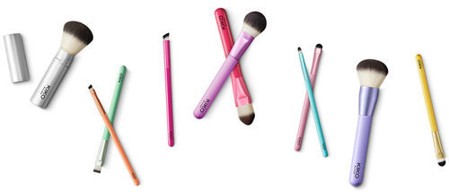 'Smart Brushes', la nueva colección de brochas y pinceles de Kiko