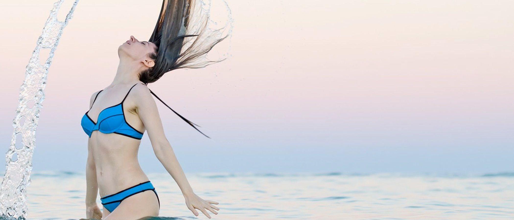 Cómo cuidar tu melena antes de ir a la playa