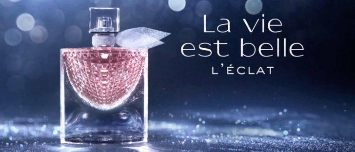 Lancôme reinterpreta una de sus fragancias más icónicas con 'La Vie est Belle L'Eclat'