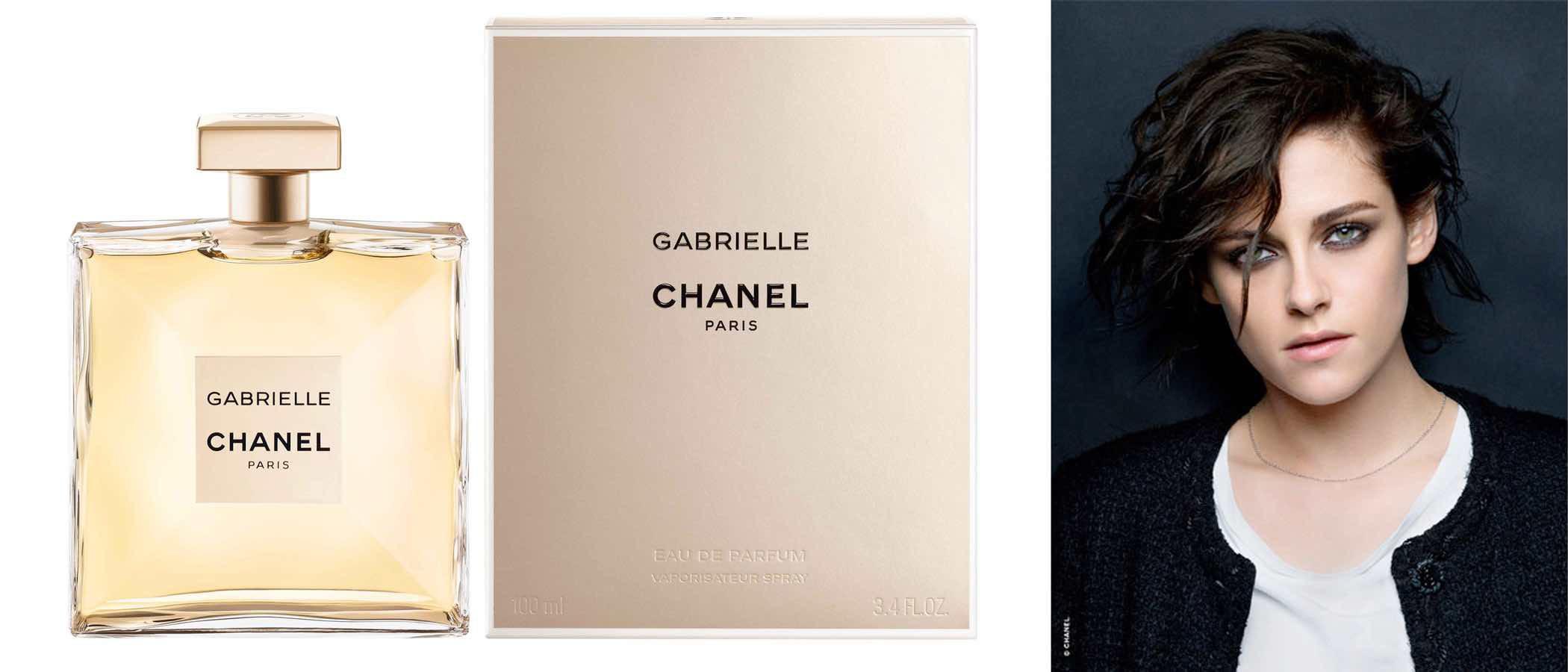Chanel y Kristen Stewart lanzan 'Gabrielle', el perfume que marca un antes y un después