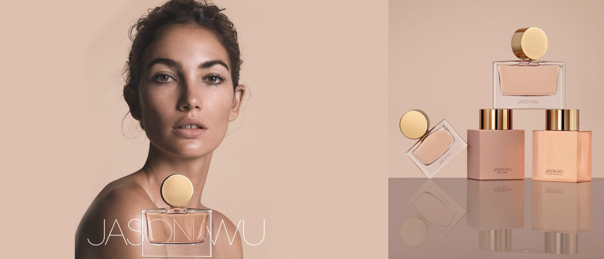 Jason Wu se estrena en el mundo de la perfumería con su primera fragancia homónima