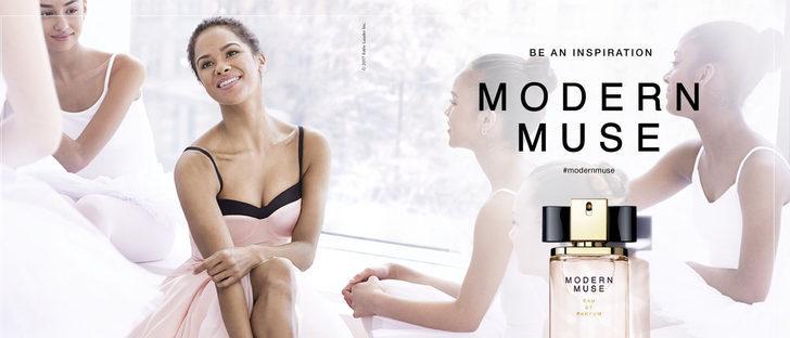 Misty Copeland será la portavoz a nivel mundial de la fragancia 'Modern Muse' de Estee Lauder