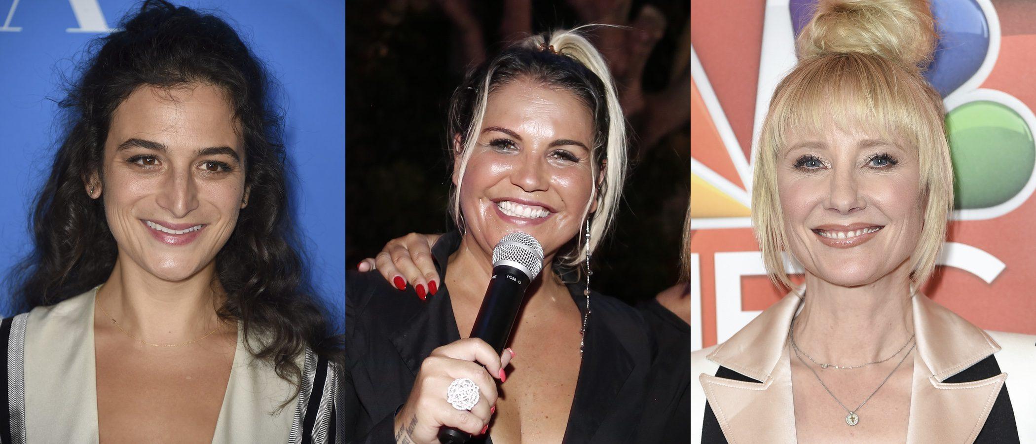 Jenny Slate, Katia Aveiro y Anne Heche, entre los peores beauty looks de la semana
