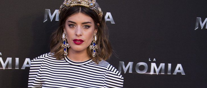 Dulceida se convierte en la nueva imagen del perfume 'Light Blue' de Dolce & Gabbana