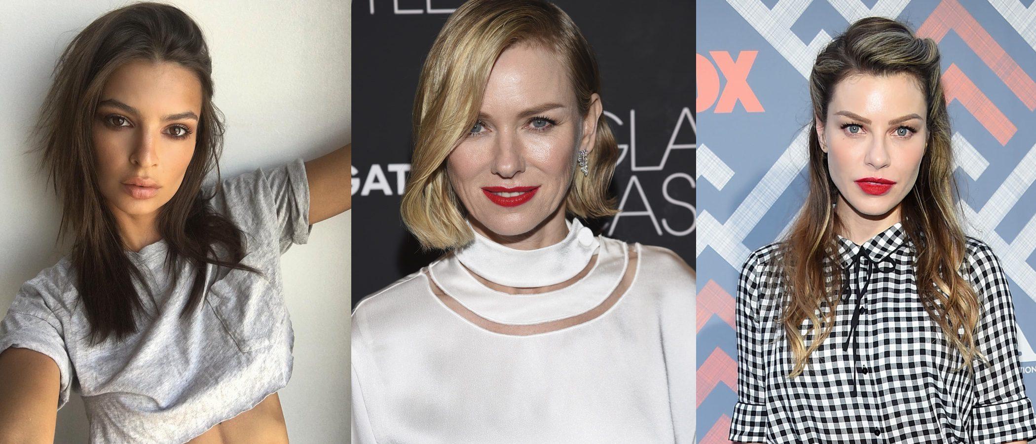 Emily Ratajkowski y Naomi Watts, entre los mejores beauty looks de la semana