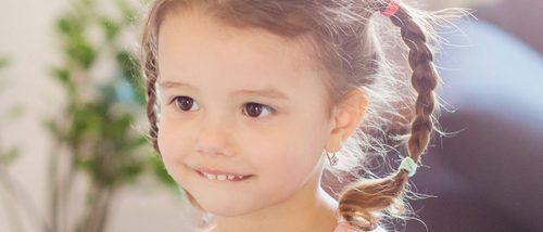 5 recogidos de niña fáciles y rápidos