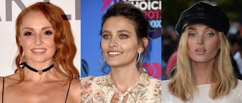 Paris Jackson y Cristina Castaño, entre los mejores beauty looks de la semana