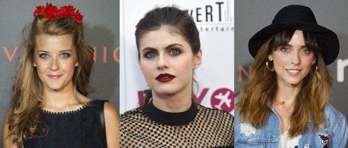 Virginia Labuat y Alexandra Daddario lucen los peores beauty looks de la semana