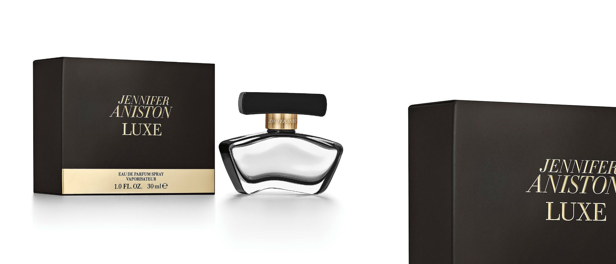 Jennifer Aniston lanza su perfume más sensual y elegante: 'Jennifer Aniston Luxe'