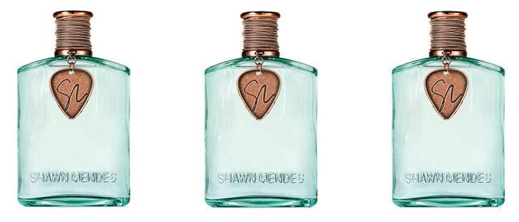 Shawn Mendes se estrena en el mundo de los perfumes con una fragancia unisex