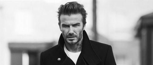 'Respect', la nueva fragancia masculina de David Beckham